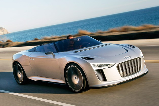 MISC Audi e-tron Spyder